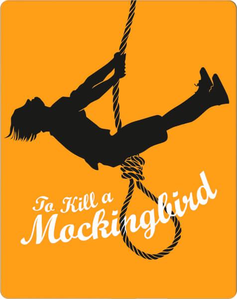 To Kill a Mockingbird (Zavvi Exclusive Steelbook)