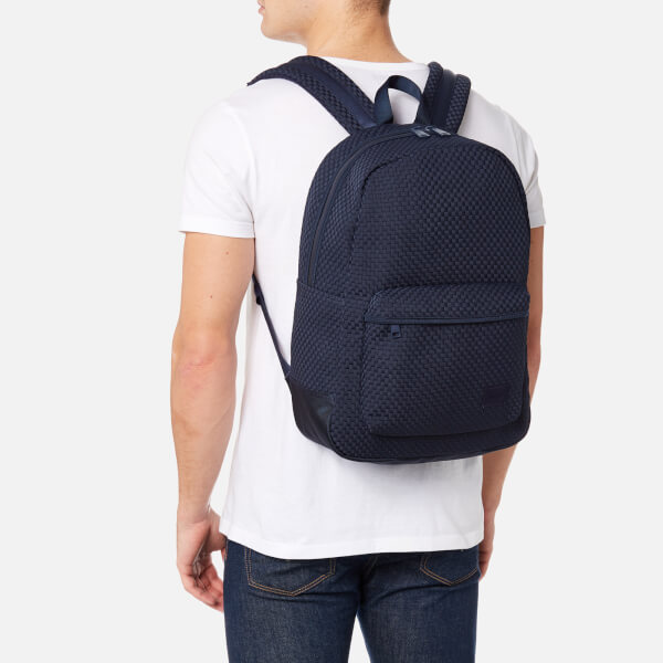 be9ff068394 Herschel Supply Co. Men s Woven Lawson Backpack - Peacoat  Image 3