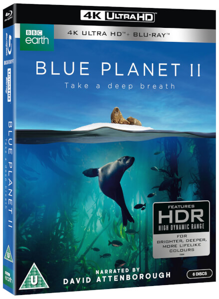 Image result for 4k blue planet 2