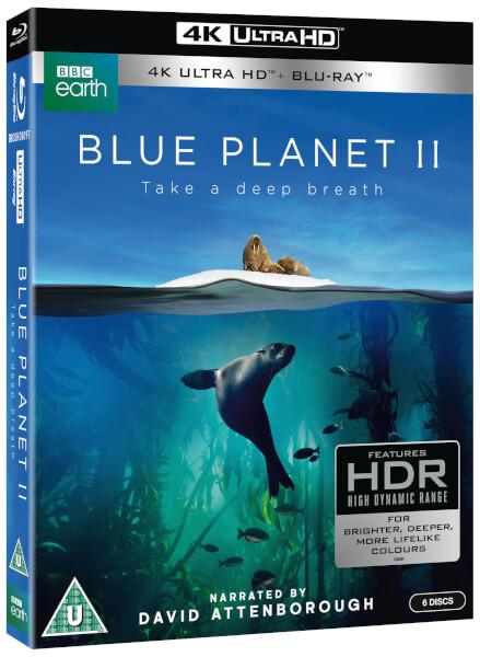 Image result for 4k blue planet 2
