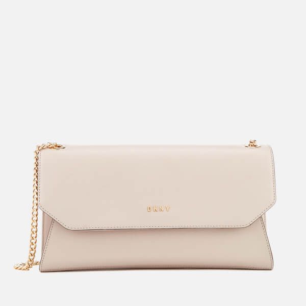 DKNY Women's Bryant Envelope Clutch Bag - Carnation