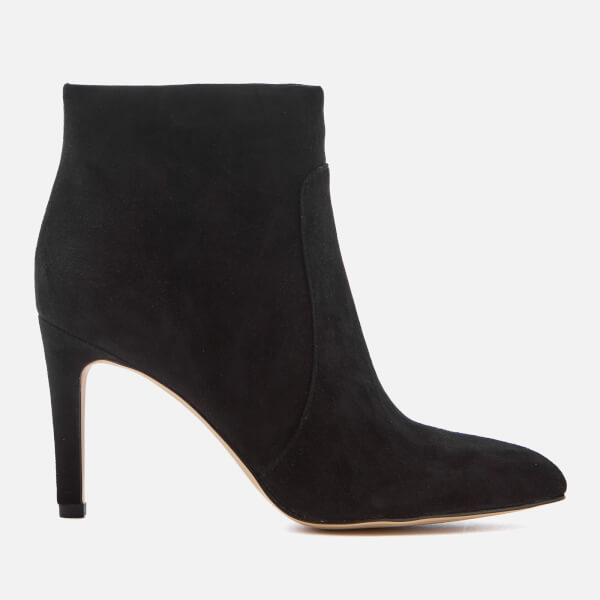 Sam Edelman Women's Olette Suede Shoe Boots - Black