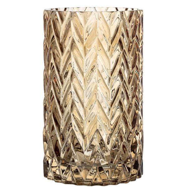 Bloomingville Cut Glass Vase