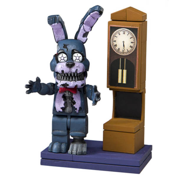 Mcfarlane Five Nights At Freddy S Grandfather Clock With