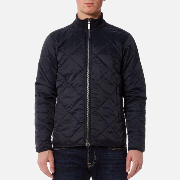 Barbour International Mens Quilted Gabion Jacket