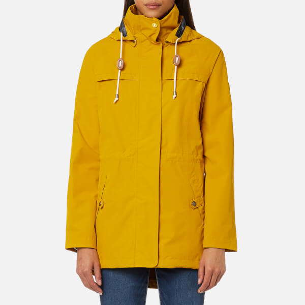 yellow jacket single women over 50 Womens floral printed hooded single-breasted long trench coat jacket  black rivet yellow trench coat women's medium  womens yellow hooded over knee trench.