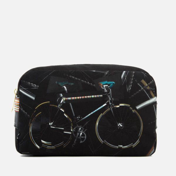 Paul Smith Men's Bicycle Print Wash Bag - Multi