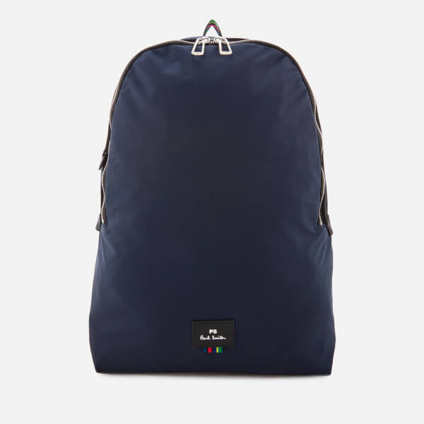 Paul Smith Men's Zip Backpack - Navy