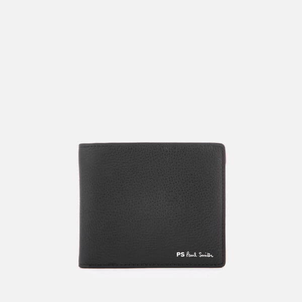 Paul Smith Men's Billfold Wallet - Black