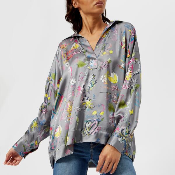 Vault v-neck cotton shirt Vivienne Westwood Enjoy For Sale Qg3teJ