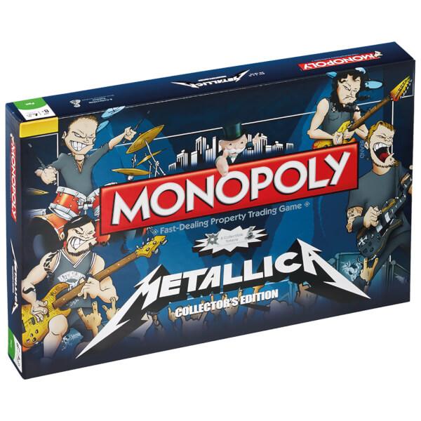 Monopoly - Metallica Collector's Edition