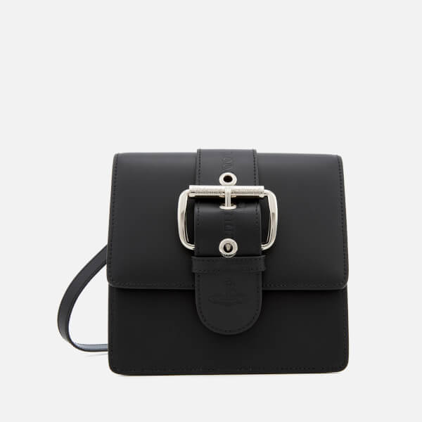Vivienne Westwood Women's Alex Small Handbag - Black