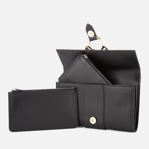833be77118 Vivienne Westwood Women s Folly Travel Wallet - Black  Image 3