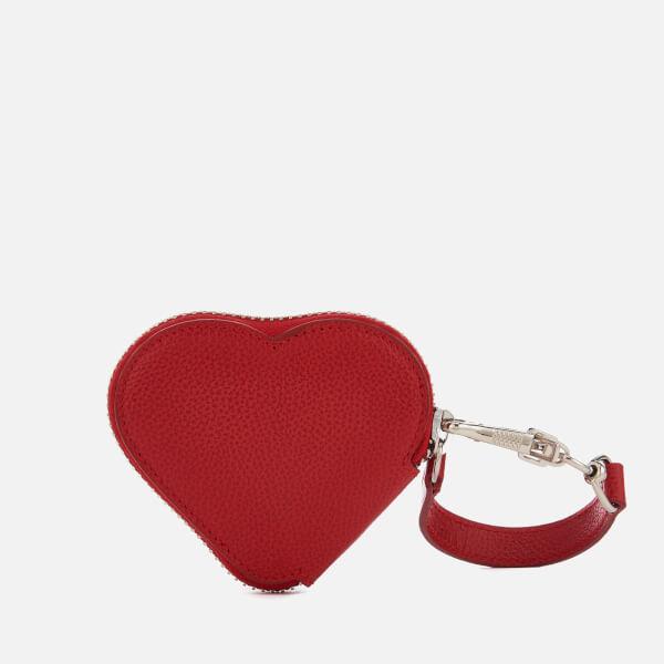 5400f7cc56 Vivienne Westwood Women's Johanna Heart Coin Case - Red: Image 2