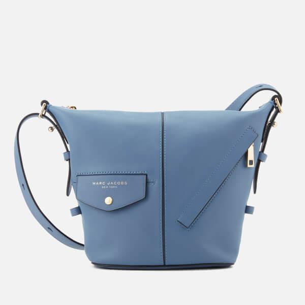 Marc Jacobs Women's The Mini Sling Cross Body Bag - Vintage Blue