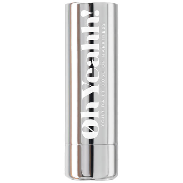 Oh Yeahh! Happiness Lip Balm - Silver