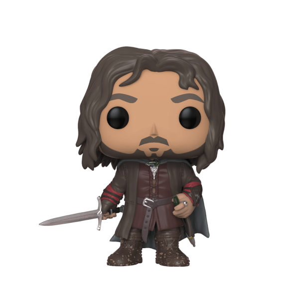 Lord of the Rings Aragorn Pop! Vinyl Figure