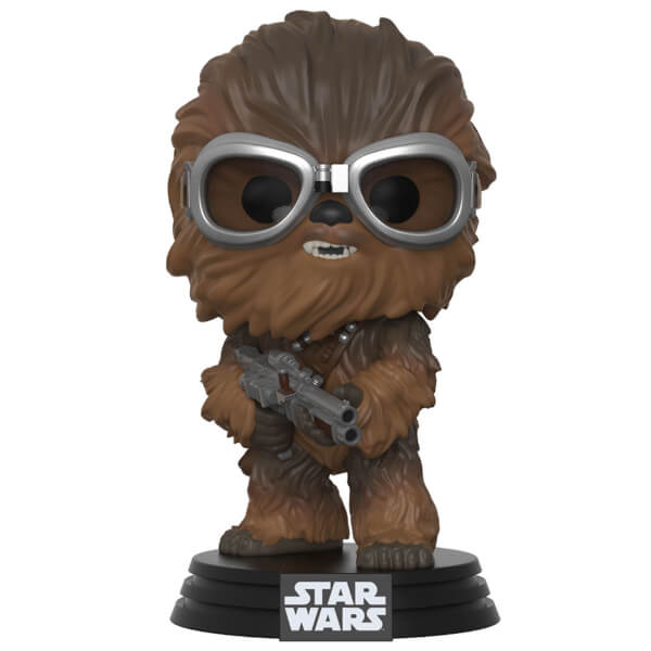 Star Wars: Solo Chewie Pop! Vinyl Figure