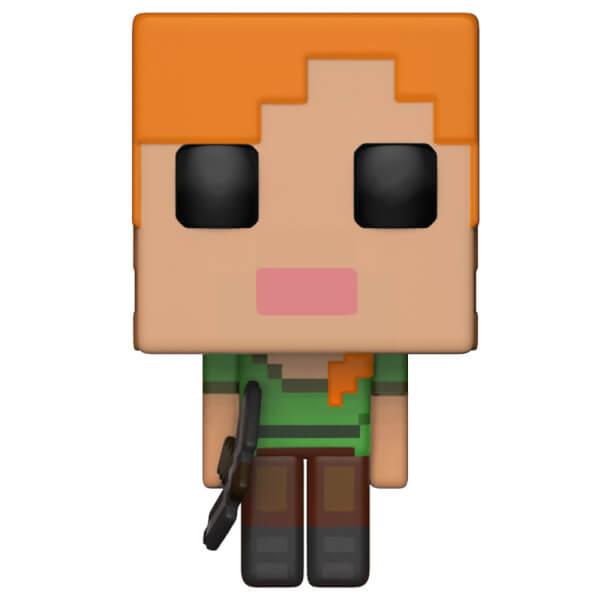 Figurine Pop! Alex - Minecraft