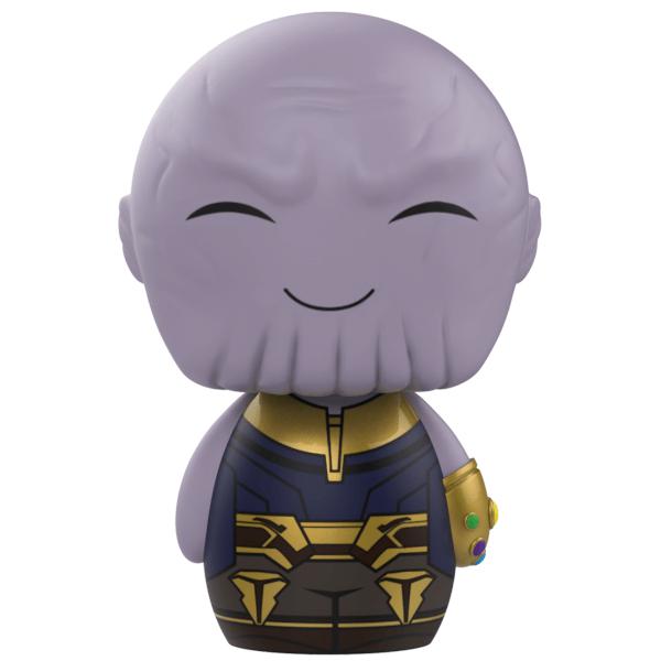Marvel Avengers Infinity War Thanos Dorbz Vinyl Figure