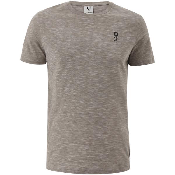 Jack & Jones Core Men's Chambo T-Shirt - Light Grey Marl