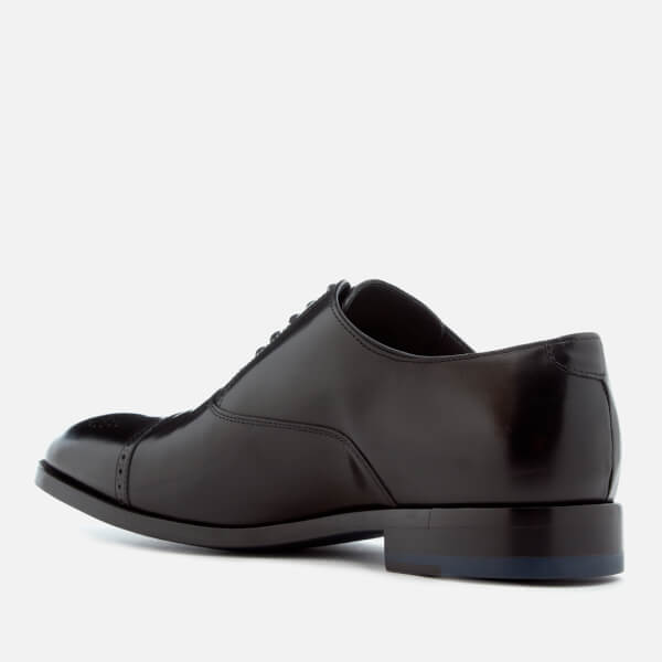 Paul Smith Men's Bertin Leather Brogue Toe Oxford Shoes - - UK 11 9QezUIcW