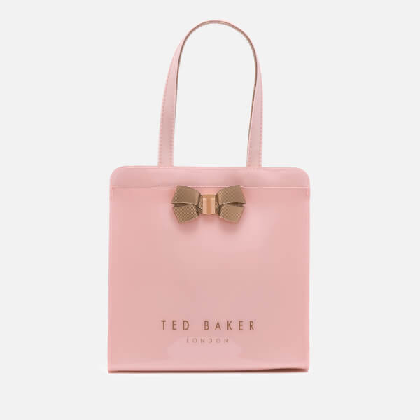 Ted Baker Women's Bow Detail Small Icon Bag - Pale Pink