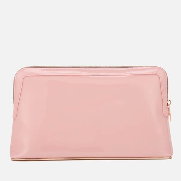 7b28020930 Ted Baker Women's Libbert Bow Washbag - Pale Pink: Image 5