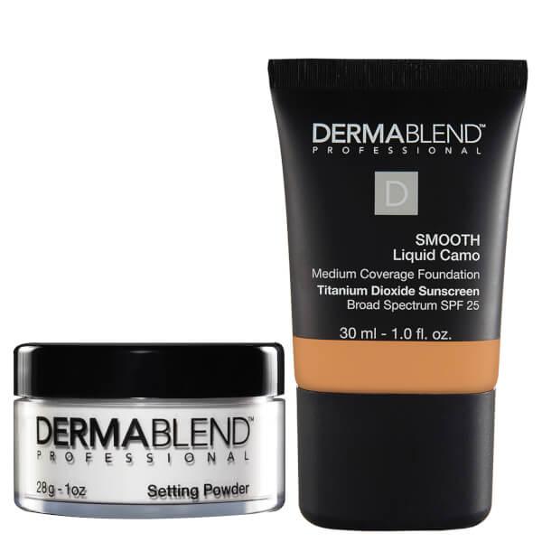 Dermablend Natural Finish Set - 55W Copper