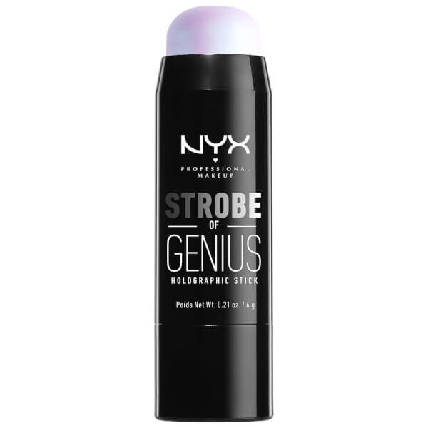 NYX Professional Makeup Strobe of Genius Holographic Stick - Electric Invasion