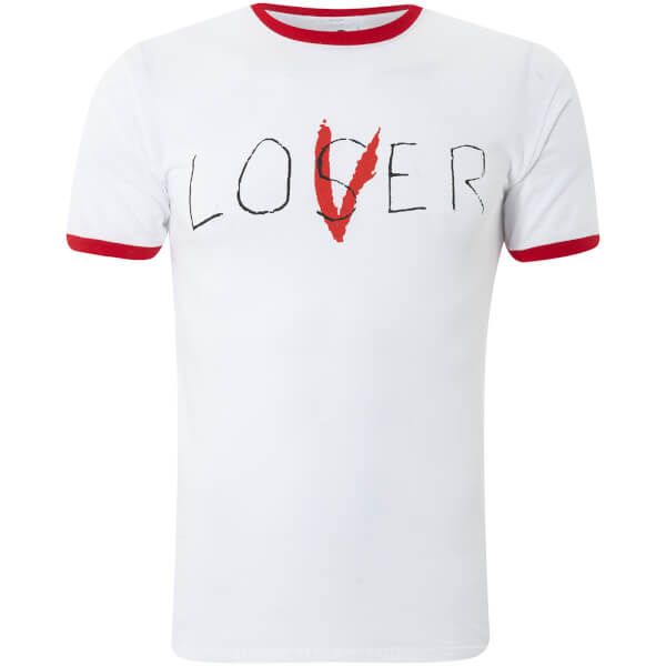 IT Men's Loser T-Shirt - White