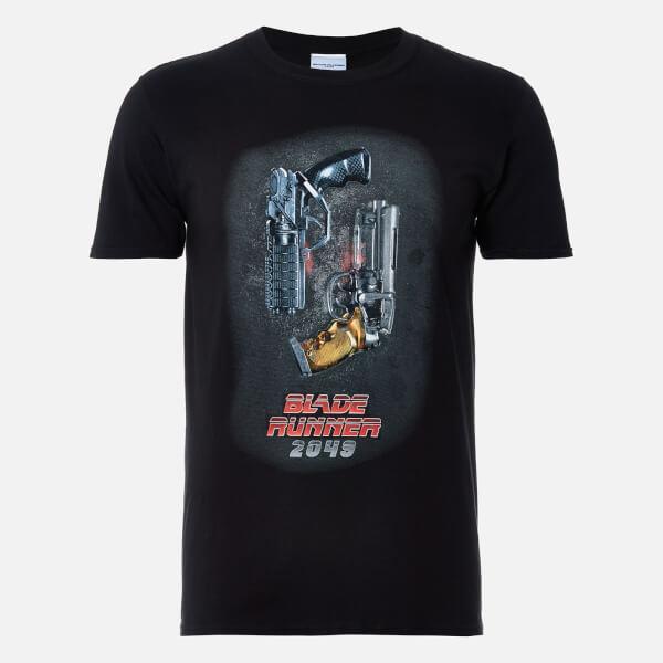 Blade Runner Men's Two Pistols T-Shirt - Black