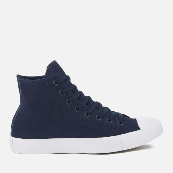 Converse Men's Chuck Taylor All Star Hi-Top Trainers - Midnight Navy/Midnight Navy