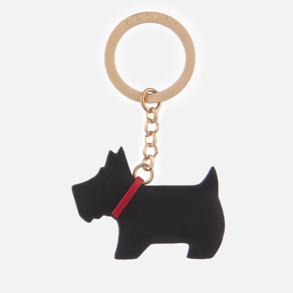 Radley Women's Go Walkies Keyring - Black