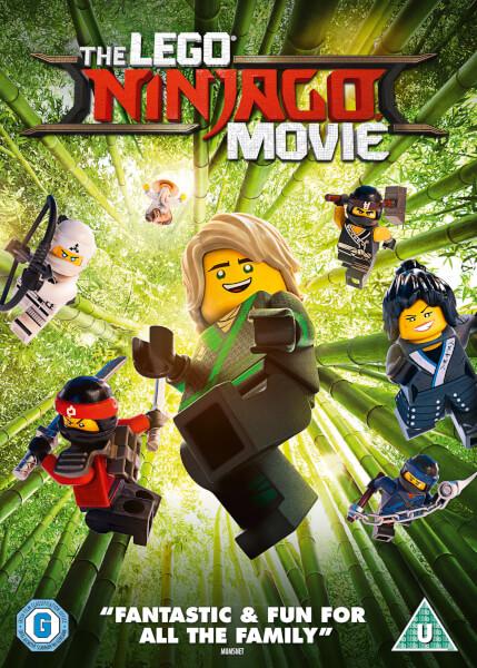 The Lego Ninjago Movie Digital Download Dvd Zavvi