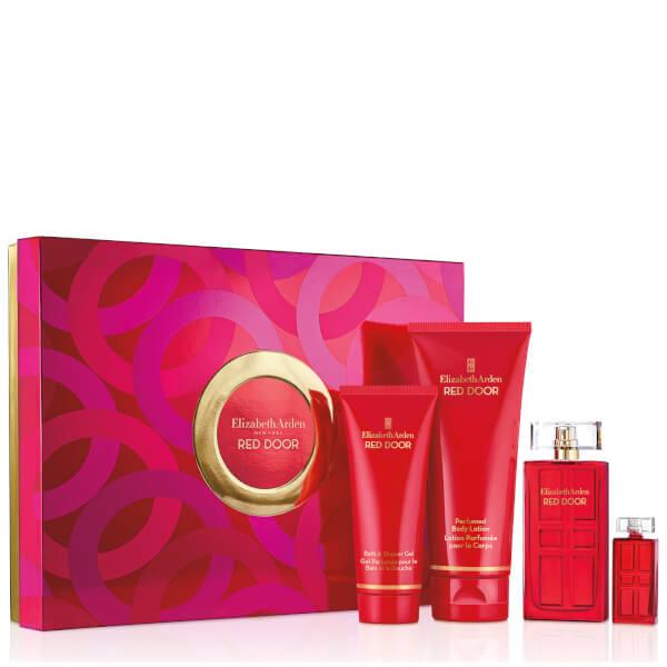 Elizabeth Arden Red Door Eau de Parfum 4 Piece Set 1.7oz (Worth $153)