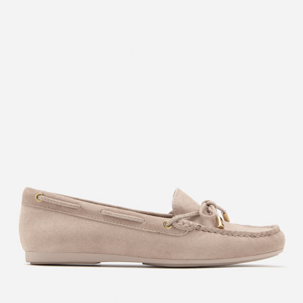 MICHAEL MICHAEL KORS Women's Sutton Suede Driver Shoes - Soft Pink