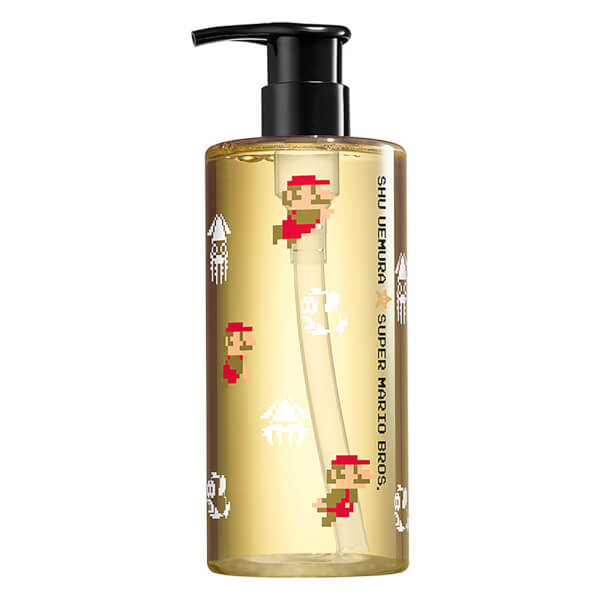 Shu Uemura Art of Hair Limited Edition Super Mario Cleansing Oil Shampoo 400ml