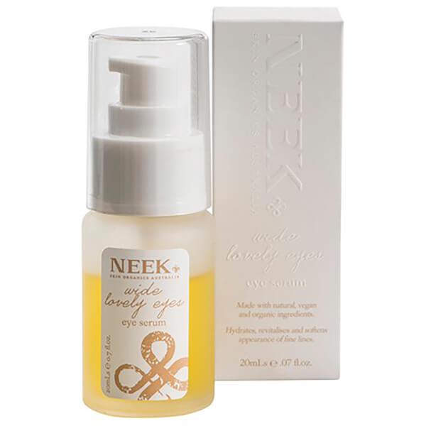 Neek Skin Organics Skincare Wide Lovely Eyes Face and Eye Serum 20ml
