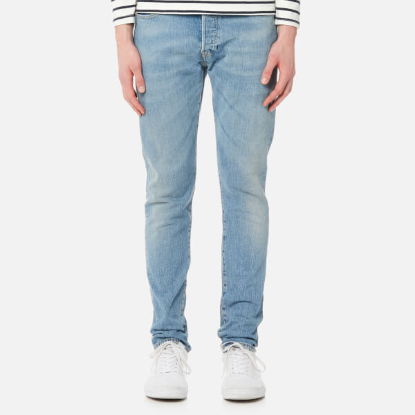 3329661cfe9 Levi's Men's 501 Skinny Jeans - West Coast Streach Mens Clothing ...