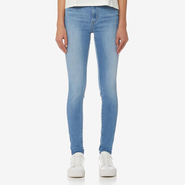 Levi's Women's Mile High Super Skinny Jeans - La La Land