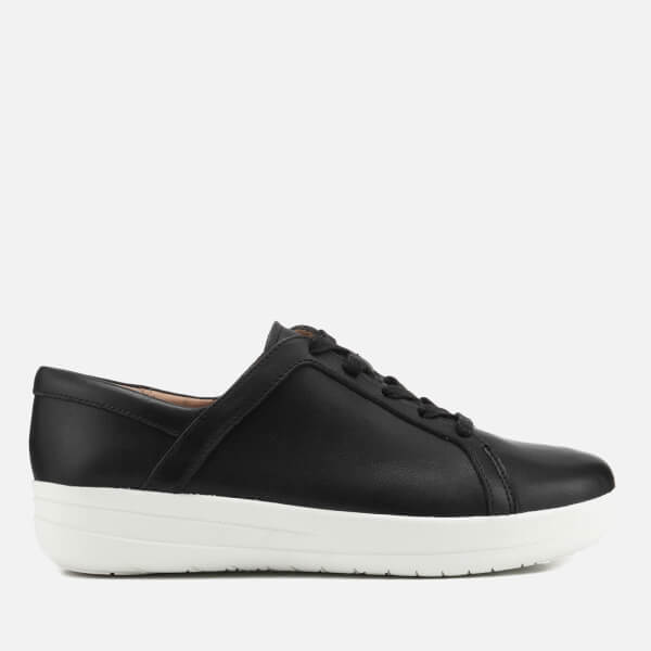FitFlop Women's F-Sporty II Lace Up Trainers - Black