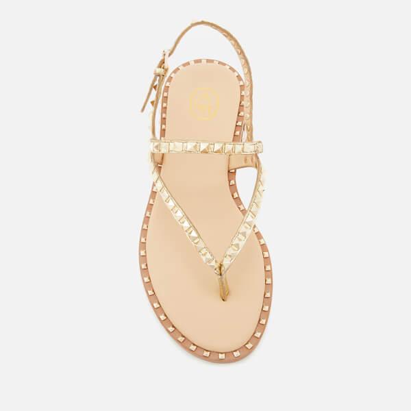 c5a2ddf1f47a Ash Women s Peps Studded Toe Post Sandals - Ariel Womens Accessories ...