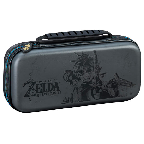 Nintendo Switch Deluxe Travel Case (The Legend of Zelda: Breath of the Wild - Black)