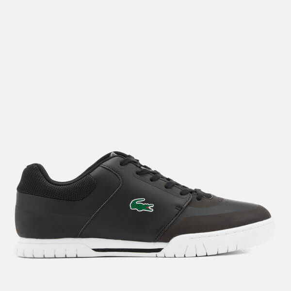 Lacoste Men's Indiana Evo 316 Trainers - Black