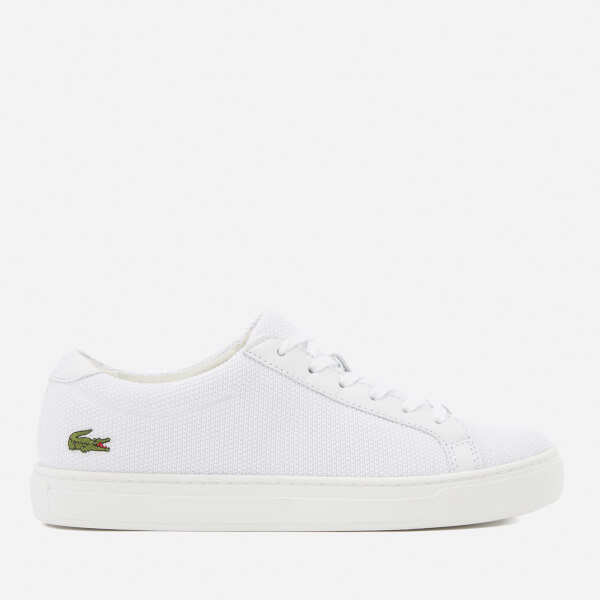 Lacoste Women's L.12.12 Trainers - White