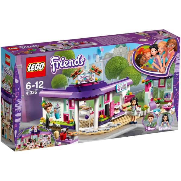 LEGO Friends: Emma's Art Café (41336)