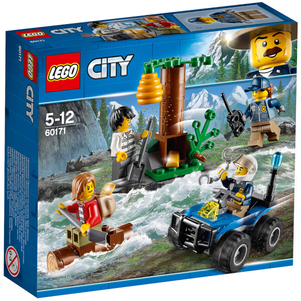 lego city police mountain fugitives 60171 image 1 - Lgo City Police