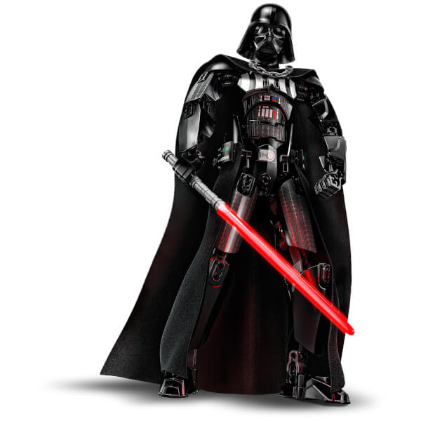 LEGO Star Wars Constraction Figure Darth Vader 75534 Image 5