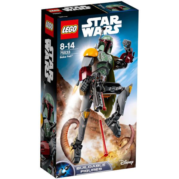 LEGO Star Wars Constraction Figure: Boba Fett (75533)